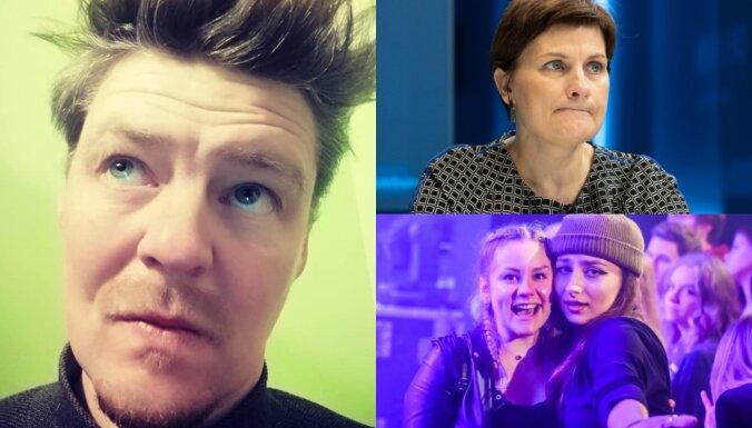 Nedēļas trakumi: 'Ezīšfests', Viņķeles draugs un kas notika ar Lauri Lizbovski