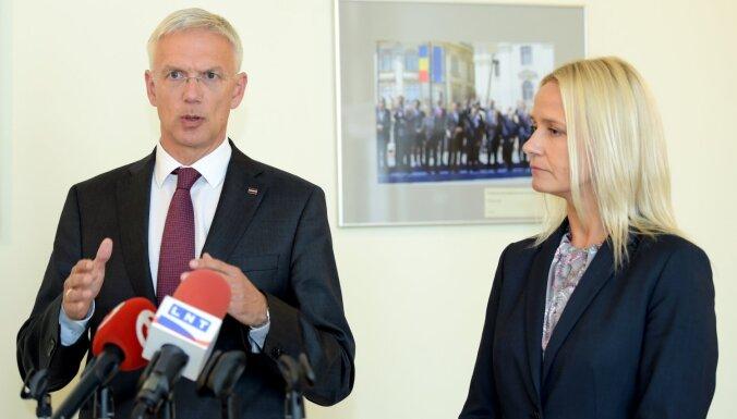 Kariņš un Purgaile atbalsta FKTK pievienošanu Latvijas Bankai
