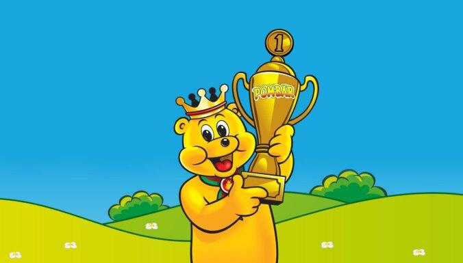 Noskaidrots 'Pom-Bear' brīvdienu testa izlozes uzvarētājs