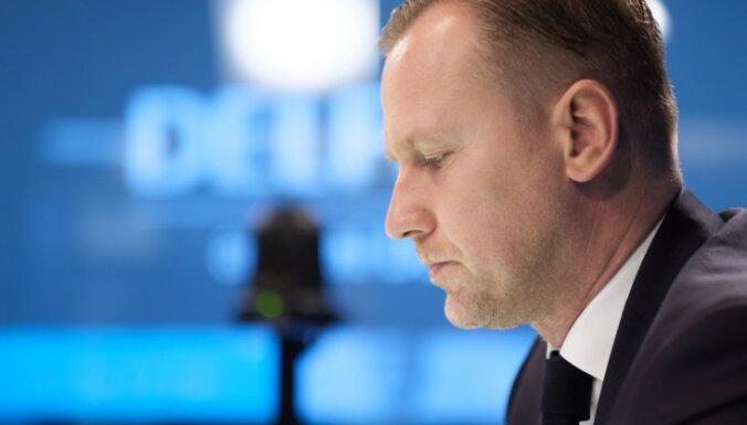 Раскол в KPV LV: из партии исключен один из лидеров Алдис Гобземс