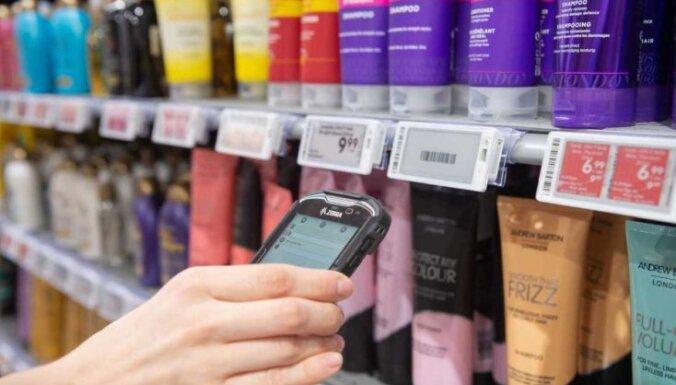 В супермаркетах Rimi появятся электронные ценники