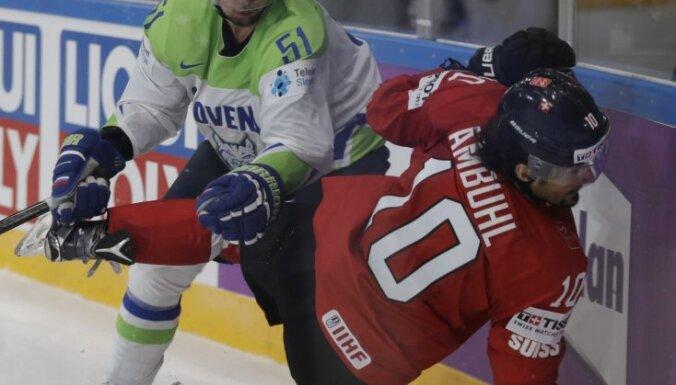ФОТО, ВИДЕО: Словенцы неожиданно отыгрались со Швейцарией с 0:4