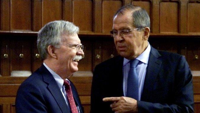 В НАТО отговаривают США от выхода из ДРСМД; Россия не повторит ошибок Союза