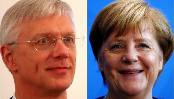 Kariņš tiksies ar Merkeli un pārrunās Latvijas un Vācijas sadarbību