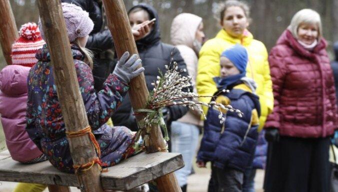 Lieldienu pasākumi Rīgā: svētkus varēs svinēt kā garīgās, tā tautiskās noskaņās