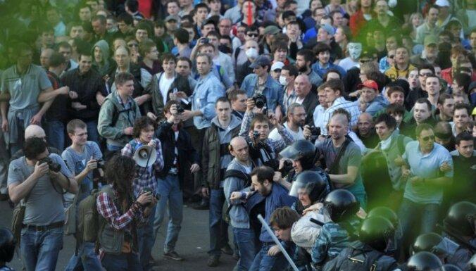 """В России ищут """"литовский"""" след в организации массовых беспорядков"""