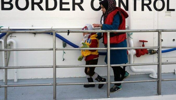 Eiropas robežu sardzē: EP dod zaļo gaismu krasta apsardzes izveidei
