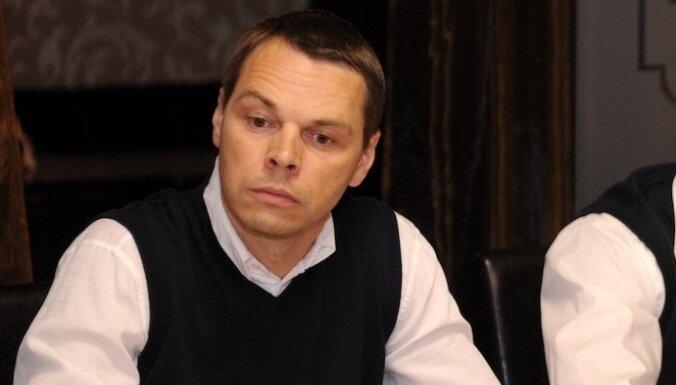 Latvijas handbola izlases treneris Labanovskis ar pašreizējo vienības sastāvu cer strādāt vēl vismaz divus gadus