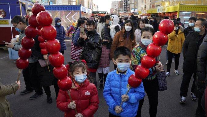 Ķīna atteikusies PVO sniegt informāciju par pirmajiem Covid-19 gadījumiem