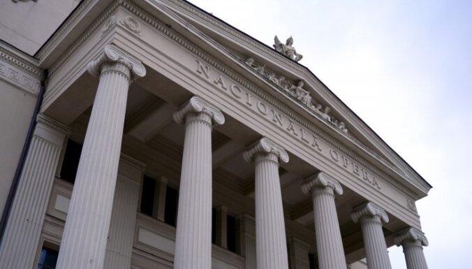 Rīgas dome piekrīt atdot Nacionālās operas un baleta ēku valstij