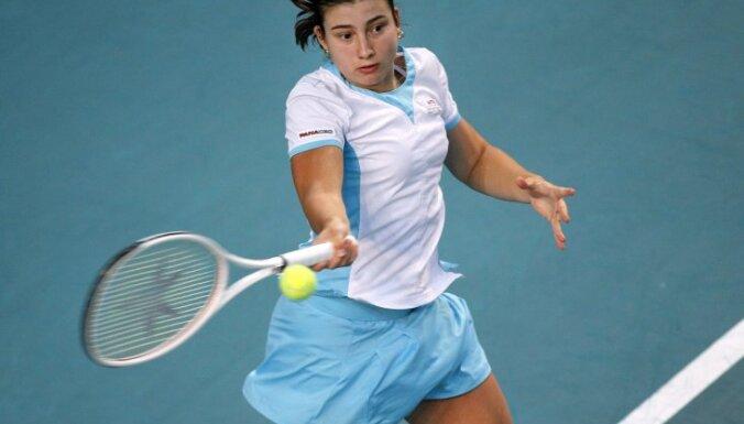 Sevastova iekļūst Prāgas ITF 100 000 sērijas turnīra pamatsacensībās