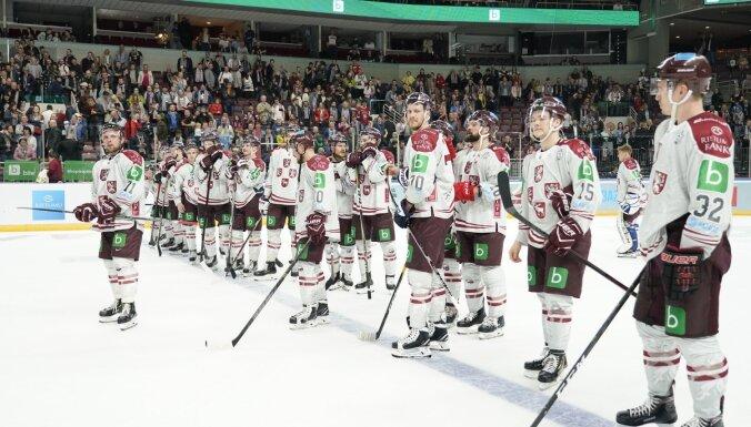 IIHF spēka rangs: Latvijai paredz vietu ārpus astoņnieka