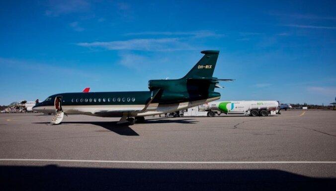 'Neste' un 'Jetflite' piedāvās privātos biznesa lidojumus ar zemāku emisiju līmeni
