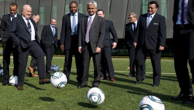 FIFA plāno ieviest izmaiņas futbola spēles noteikumos