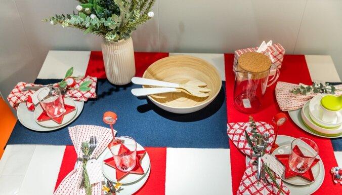Как украсить праздничный стол так, чтобы позавидовала даже рождественская елочка? Шесть советов дизайнера