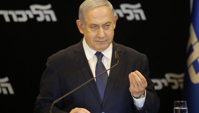 Vēlēšanas Izraēlā: izšķiroša pārsvara vēl nav nevienam premjera amata kandidātam