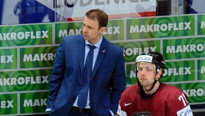 Latvijas izlases treneris Zirnis: mums Krievijai vajag iemest vismaz četrus vārtus
