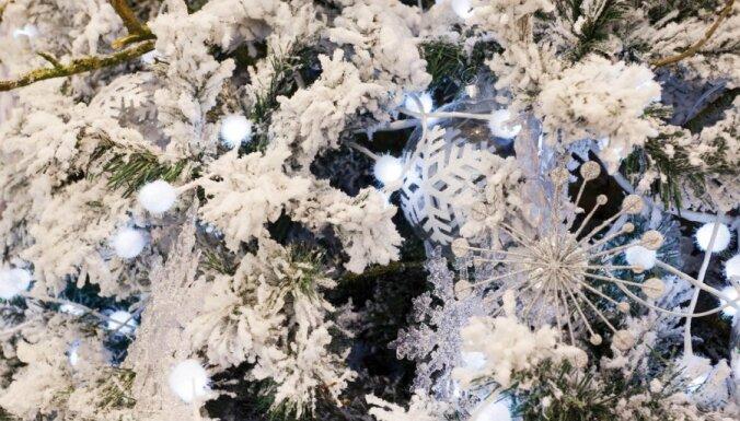 Тенденции рождественского декора и елочных игрушек — 2012