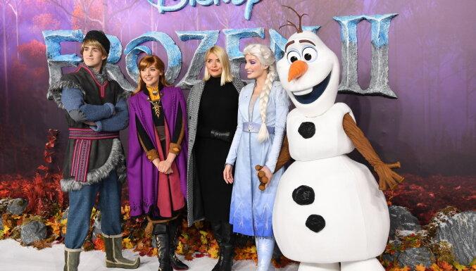 'Frozen 2' uzstāda rekordu, pirmajās izrādīšanas dienās nopelnot 358 miljonus dolāru