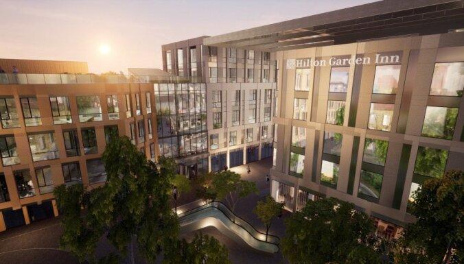 Летом в Литве откроется первая гостиница сети Hilton