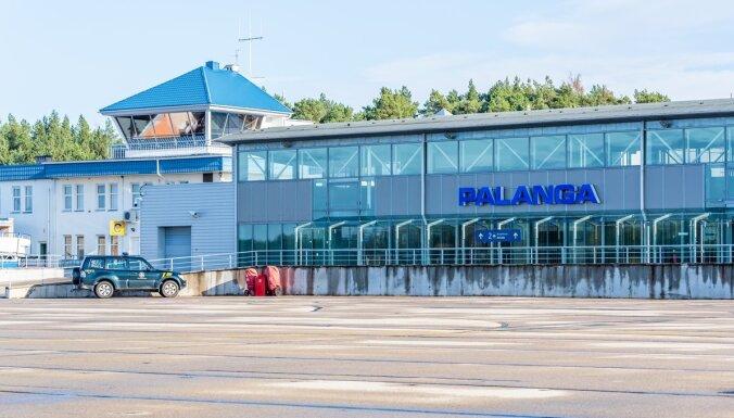 Latvijas būvnieki 'A.C.B.' rekonstruēs Palangas lidostas skrejceļu