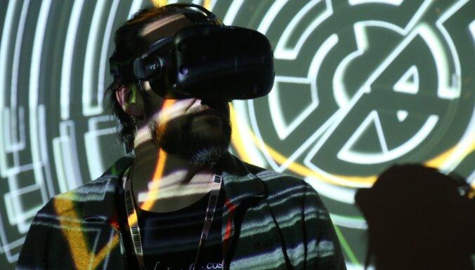 'Riga IFF' un 'Delfi' aicina veidot virtuālās realitātes mācībrīkus bērniem