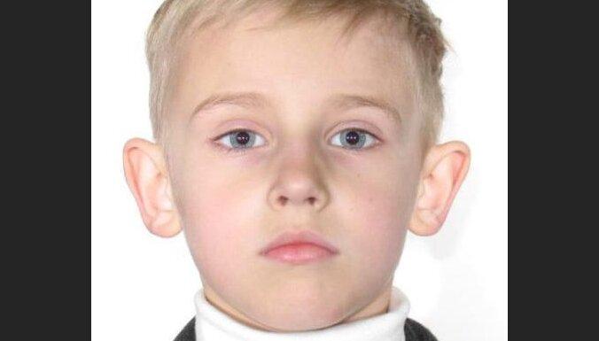 Полиция нашла пропавшего в Риге десятилетнего мальчика