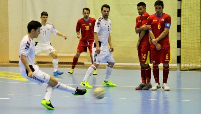Определились восемь первых участников ЕВРО-2018 по футзалу