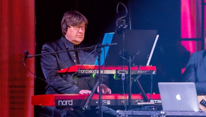 Ar vērienīgu koncertu Liepājā svinēs Jāņa Lūsēna 60. jubileju