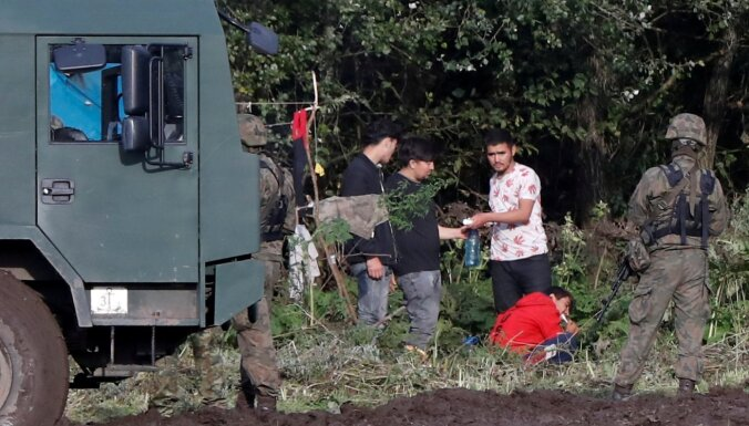 СМИ: В Германии расследуют причастность Лукашенко к контрабанде мигрантов