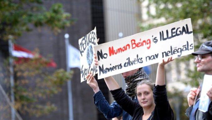 """Единство"" начинает телевизионную кампанию по проблеме беженцев"