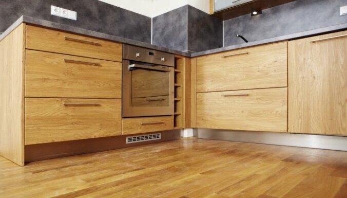 Grīdas segums virtuvē – kādu vislabāk izvēlēties?