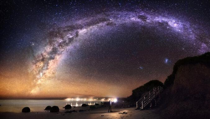 Ученые подсчитали приблизительную массу Млечного Пути