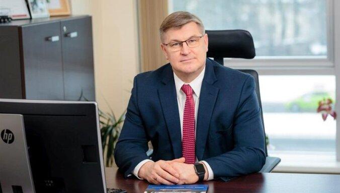 Ārvalstu investoru padomi Latvijā vadīs 'Schwenk Latvija' valdes loceklis Māris Gruzniņš