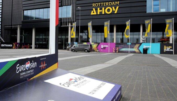 ФОТО: Концертный зал Евровидения-2020 стал больницей