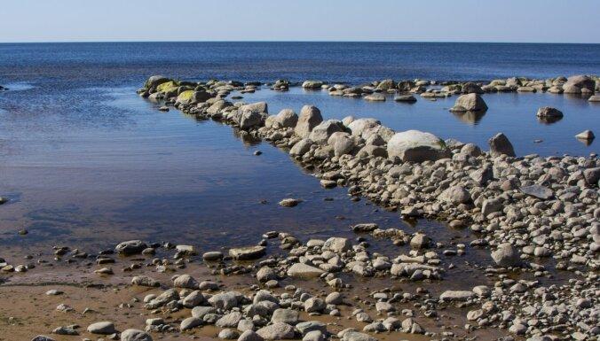 Температура воды в море - от +10 градусов на побережье в Видземе до +25 градусов в Курземе