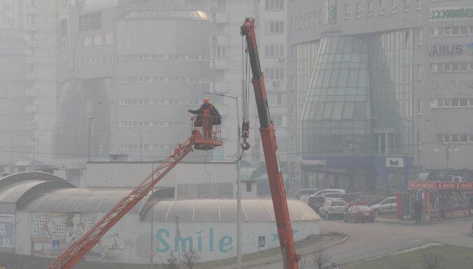 В Киеве из-за природных пожаров превышена концентрация вредных веществ