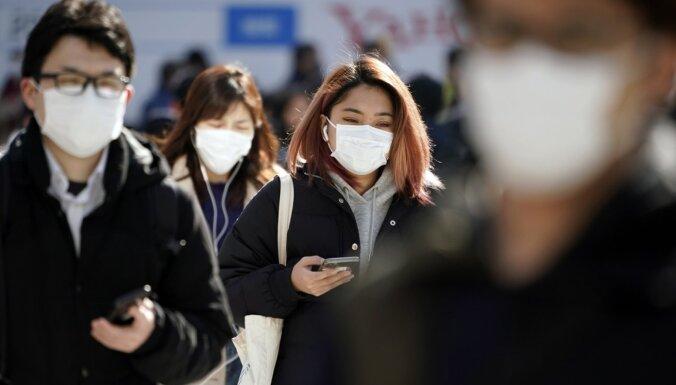 Ķīnā jaunā koronavīrusa upuru skaits sasniedz 361