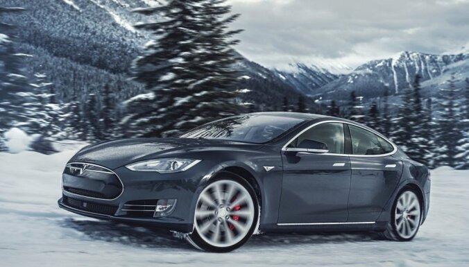 Tesla отозвала 123 тысячи Model S из-за воздействия дорожной соли на детали