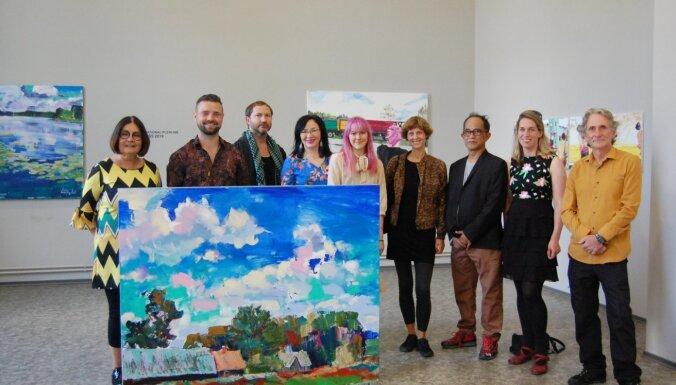 Viļakā notiks starptautiskais glezniecības plenērs 'Valdis Bušs'