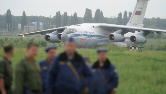 Ил-476 — первый российский самолет-транспортник с туалетом