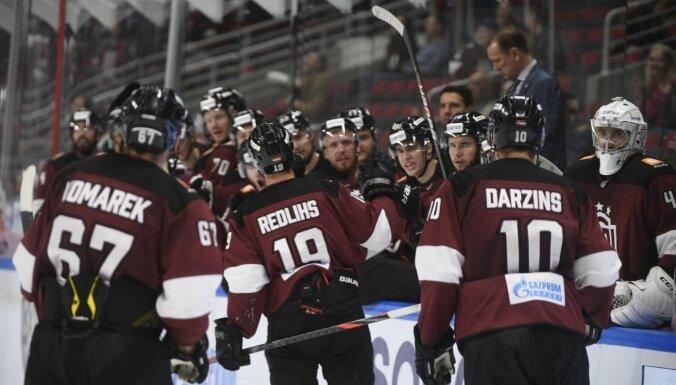 Covid-19 krīze KHL: Rīgas 'Dinamo' gatavs pieņemt tehnisko zaudējumu (plkst. 21.13)
