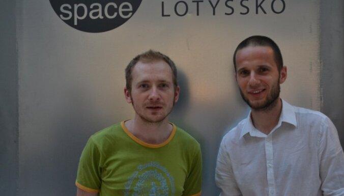 Reinis Suhanovs no labās un Jēkabs Nīmanis, Foto: Sabīne Sietiņa)