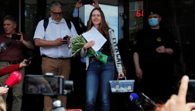 Krievijā žurnālistei par 'terorisma attaisnošanu' piespriež naudassodu