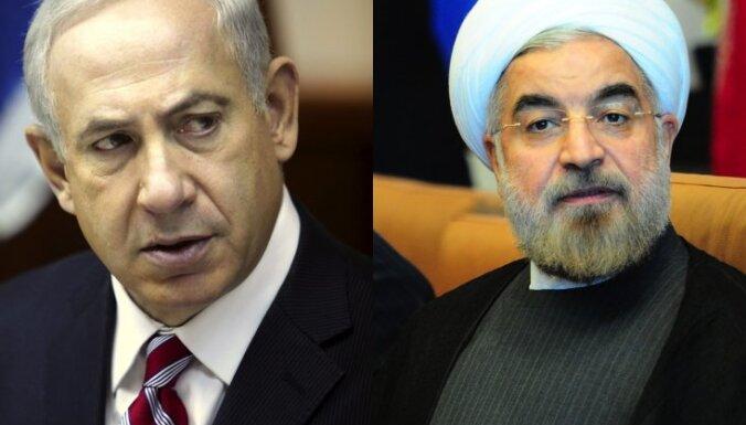 Rohani ir 'vilks aitas ādā', brīdina Netanjahu