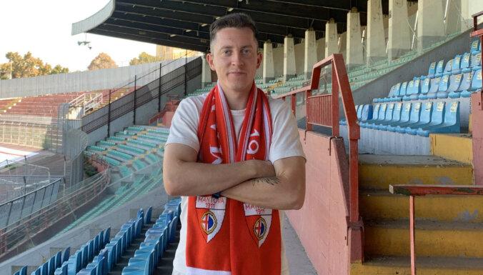 Latvijas U-21 izlases pussargs Saveļjevs pievienojas Itālijas trešās līgas futbola klubam
