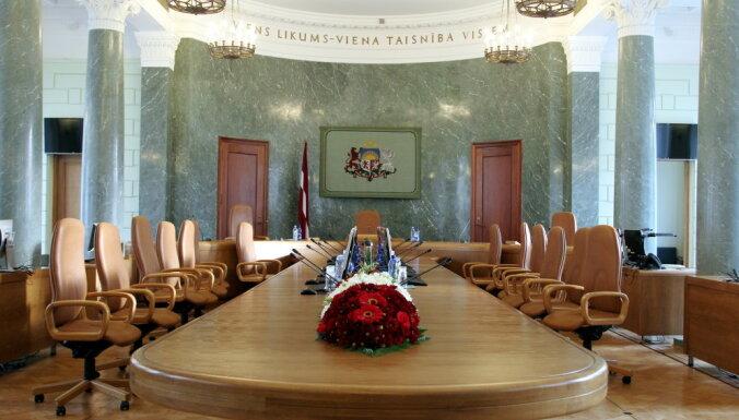 Kučinskis: ministru sadalījuma piedāvājumā unikāli pavērsieni nav gaidāmi