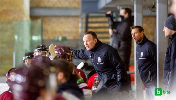 Сборная Латвии U-18 на чемпионате мира пропустила четыре шайбы от швейцарцев
