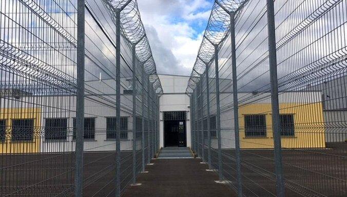 Как в современной Олайнской тюрьме дают возможность избавиться от алкогольной и наркотической зависимости