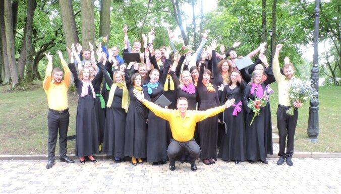 Kamerkoris 'Muklājs' aicina uz 30 gadu jubilejas koncertu